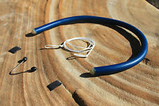 Speargun Blue Rubber Spearfishing 16mm * 3mm by hand made by ruminex