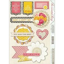 The Sweetest Thing Honey Layered Stickers-One Of A Kind. Shipping is Free