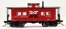 Bachmann Industries New Haven #C-543 Northeast Steel Caboose (HO Scale Train). B
