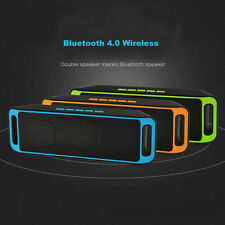 Portable Wireless Speaker Bluetooth 4.0 Caixa De Som Stereo Subwoofer Speakers