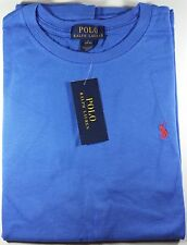 New Polo Ralph Lauren Cotton Jersey Crewneck T-Shirt for 10 to 14 Years Boys Oz