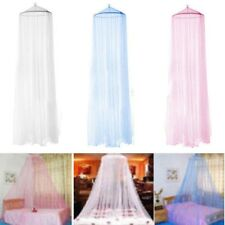 Netting Dome Curtain Bedroom Bed Fly Mesh Mosquito Net Home Round Lace