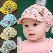 Lovely Toddler Kids Boys Girls Baseball Hat Baby Cap For New Christmas gift