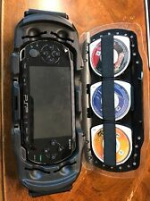 Sony PSP 1001 Moded Handheld System Bundle Tested! No Charger