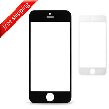 Front LCD Outer Screen Glass Lens Replacement For iPhone 5s