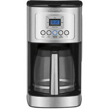 Cuisinart 14-Cup Programmable Coffeemaker DC-3200 Grinder On Demand Brew