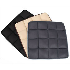 Grey 3 Colors Eco Bamboo Charcoal Seat Cushion Cover anti-slip Mat Gift