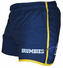 ACT Brumbies 2016 Playing Shorts 'Select Size' S-3XL BNWT