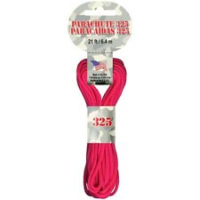 Parachute Cord 3mm 21'/Pkg. Free Delivery