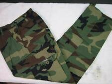 U.S. Issue Military BDU, / Combat Pants Woodland Camo(SIZE X-SMALL- SHORT NEW)