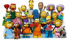 New Lego The Simpsons Series 2 Mini Figures Minifigs Bart Lisa Homer Marge 71009