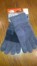 The North Face Mens Salty Dog Etip Glove Graphite Grey NWT