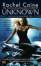 Outcast Season: Unknown 2 by Rachel Caine (2010, Paperback)G