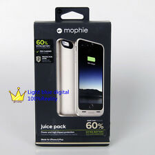 New Mophie Juice Pack For iPhone 6 Plus External Battery Case Charge (2600mah)