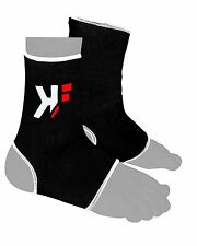 KIKFIT Boxing Ankle Foot Support Anklet Brace Pain Injury Sprain MMA Muay Thai