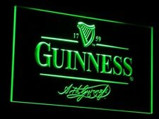 Guinness Beer LED Neon Sign Beer light sign Pub Bar Room wall decor On/Off