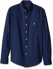 U.S. Polo Assn Mens Traditoinal Collections 11-9574-UY-MNHT-S Assn.