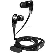 3.5mm Stereo In-ear Earbuds Headphone Headset Earphone With Mic for Mobile Phone