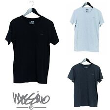 New MOSSIMO Standard Issue Men's Crew Script T-Shirt Tee | RRP $29.95 Surf Skate