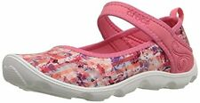 crocs Duet Busy Day Floral Shoe GS - K Mary Jane (Little- Choose SZ/Color.
