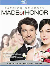 Made of Honor (Blu-ray Disc, 2008)