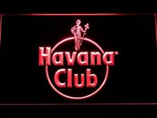 Rum LED sign Havana Club alcohol Neon Sign home bar pub kitchen wall decor gift