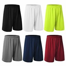 Men's Basketball Loose Shorts Pants Gym Casual Trousers Sport Jogging Trousers