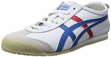 ** Onitsuka Tiger **  ASICS  sneakers MEXICO 66 Japan Shoes White/Bule THL202
