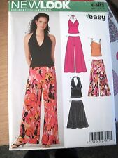 NEW SIMPLICITY SEWING PATTERN NEW LOOK 6383 MISSES TOPS PANTS SKIRT Sz. 6-16