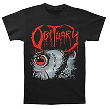 New Obituary Cause of Death Album Double Sided Shirt  (ALL SIZES) badhabitmerch