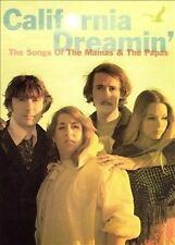 CALIFORNIA DREAMIN' DVD THE MAMAS & THE PAPAS 2005 Retrospective & Documentary