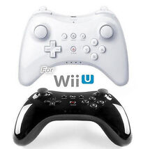 High Quality Black/White U Pro Bluetooth Wireless Controller for Nintendo Wii U