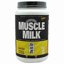 Muscle Milk, CytoSport,  2.47 Lbs., Precision Protein Blend, omega-3, 6, and 9