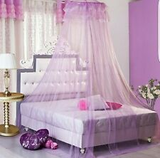 Round Lace Insect Bed Canopy Netting Curtain Dome Mosquito Net Outdoor Bed Net