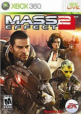 Mass Effect 2 (Microsoft Xbox 360, 2010) * Used * Complete