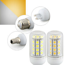 CroLED E14 E27 G9 7W LED White Warm White Corn Spot Light Lamp Bulb