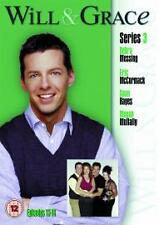 Will And Grace - Season 3 - Episodes 13-16 (DVD, 2003) - Good Condition