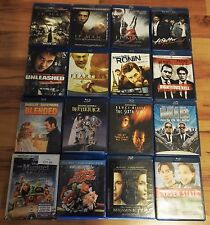 BLU-RAY MOVIES LOT YOU PICK HOW MANY FROM MANY TITLES!! FREE SHIPPING