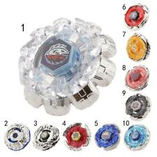 Fusion Top Beyblade Metal Masters 4D Fight w/ Launcher Super Battle Set Kids Toy