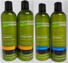 Conceived by Nature Citrus/Rosemary Shampoo & Conditioner **FULL RANGE**