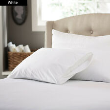 800 THREAD COUNT WHITE SOLID EGYPTIAN COTTON BEDDING ITEMS SELECT YOUR SIZE