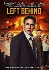 Left Behind (DVD, 2015)
