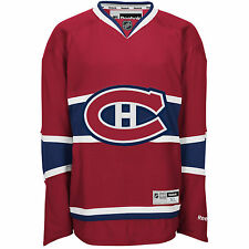 Montreal Canadiens Reebok Home Premier Officially Licensed NHL Jersey,
