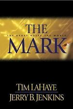 THE MARK  by Tim LaHaye/Jerry Jenkins (Left Behind Series #8) - Hard Cover VG