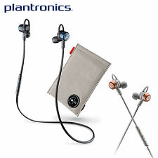 Plantronics Backbeat Go 3 Wireless Bluetooth Earbud Headphones with Charge Case