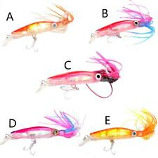 New Large Fishing Skirts Lures Squid Skirt Teasers Kingfish Tuna Big Game Bait