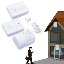 Home Security Infrared Sensor Motion Alarms Wireless Doors Windows Safety System