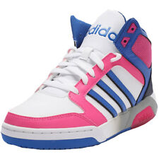 Adidas Neo Hoops Ortholite Insoles Mid Trainers  Womens Size