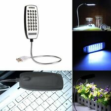 Flexible Bright Mini 28 LED USB Light Computer Lamp for Notebook Computer PC WA