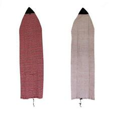 6ft, 7ft FISH Surfboard Bag Surf Board Travel STRETCH COVER SOCK Terry Plush New